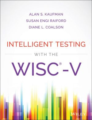 Intelligent Testing with the WISC-V