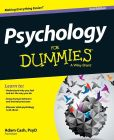 Book Cover Image. Title: Psychology For Dummies, Author: Adam Cash
