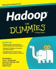 Book Cover Image. Title: Hadoop For Dummies, Author: Dirk deRoos