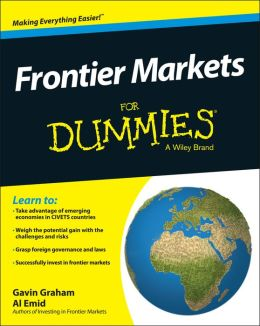 Frontier Markets For Dummies