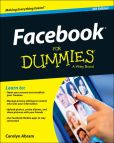 Book Cover Image. Title: Facebook For Dummies, Author: Carolyn Abram