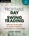 Book Cover Image. Title: Profitable Day and Swing Trading, + Website:  Using Price/Volume Surges and Pattern Recognition to Catch Big Moves in the Stock Market, Author: Harry Boxer
