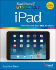Book Cover Image. Title: Teach Yourself VISUALLY iPad, Author: Guy Hart-Davis