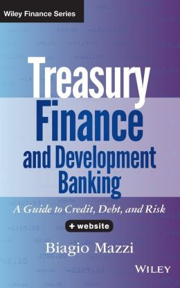 Treasury Finance and Development Banking + Website: A Guide to Credit, Debt, and Risk