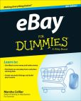 Book Cover Image. Title: eBay For Dummies, Author: Marsha Collier