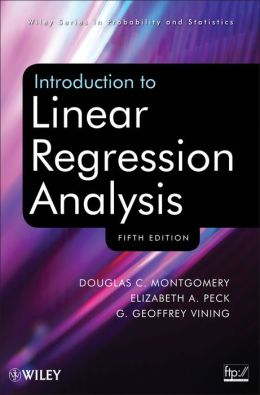 Introduction to Linear Regression Analysis [With Workbook]
