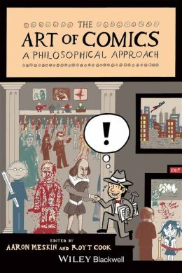The Art of Comics: A Philosophical Approach
