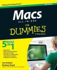 Book Cover Image. Title: Macs All-in-One For Dummies, Author: Joe Hutsko