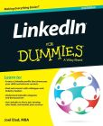 Book Cover Image. Title: LinkedIn For Dummies, Author: Joel Elad