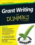 Book Cover Image. Title: Grant Writing for Dummies, Author: Beverly A. Browning