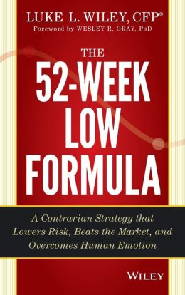 The 52-Week Low Formula: A Proven Approach that Beats the Market and Human Biases