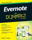 Book Cover Image. Title: Evernote For Dummies, Author: David E. Y. Sarna