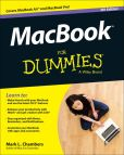 Book Cover Image. Title: MacBook For Dummies, Author: Mark L. Chambers
