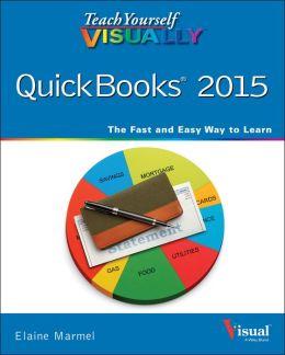 Teach Yourself VISUALLY Quickbooks X