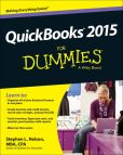Book Cover Image. Title: QuickBooks 2015 For Dummies, Author: Stephen L. Nelson