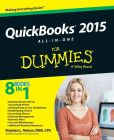 Book Cover Image. Title: QuickBooks 2015 All-in-One For Dummies, Author: Stephen L. Nelson