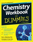 Book Cover Image. Title: Chemistry Workbook For Dummies, Author: Peter J. Mikuleky