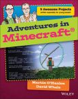 Book Cover Image. Title: Adventures in Minecraft, Author: David Whale