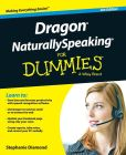 Book Cover Image. Title: Dragon NaturallySpeaking For Dummies, Author: Stephanie Diamond
