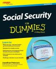 Book Cover Image. Title: Social Security For Dummies, Author: Jonathan Peterson