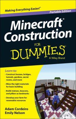 Minecraft Construction For Dummies