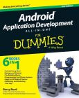 Book Cover Image. Title: Android Application Development All-in-One For Dummies, Author: Burd
