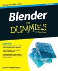 Book Cover Image. Title: Blender For Dummies, Author: Jason van Gumster