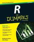 Book Cover Image. Title: R For Dummies, Author: Andrie de Vries