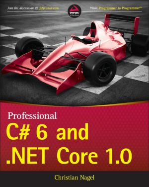 Professional C# 6 and .NET Core 5