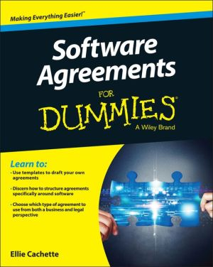 Software Agreements For Dummies