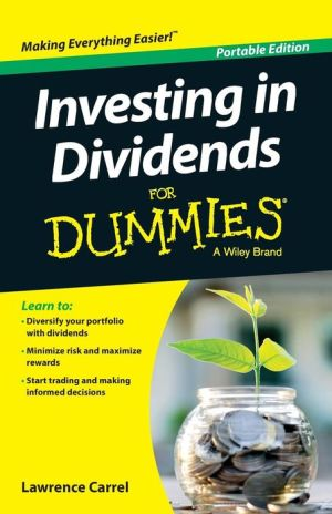 Investing In Dividends For Dummies