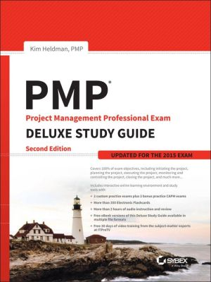 PMP Project Management Professional Exam Deluxe Study Guide: Updated for 2015 Exam