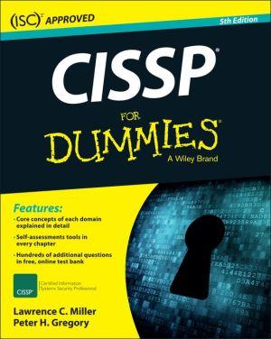 Book CISSP For Dummies