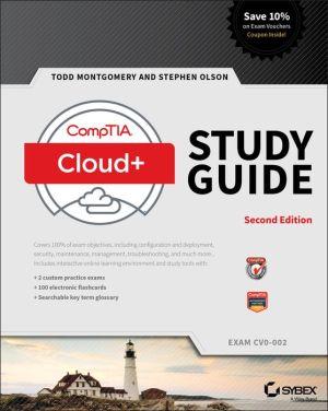 CompTIA Cloud+ Study Guide Exam CV0-002