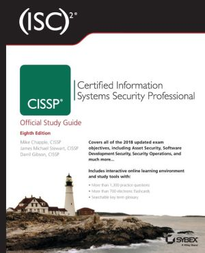 Book CISSP: Certified Information Systems Security Professional Official Study Guide