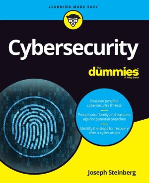 Cybersecurity For Dummies|Paperback