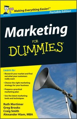 Marketing For Dummies<sup>&#174;</sup>, UK Edition