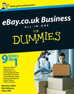 eBay.co.uk Business All-in-One For Dummies