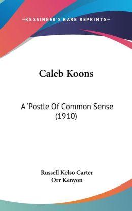 Caleb Koons
