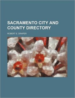 Sacramento City and County Directory