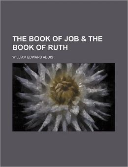 The Book of Job and the Book of Ruth