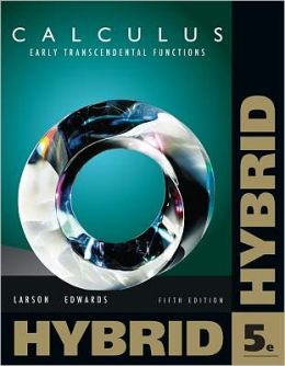 Calculus: Early Transcendental Functions, Hybrid (with Enhanced WebAssign Homework and eBook LOE Printed Access Card for Multi Term Math and Science)