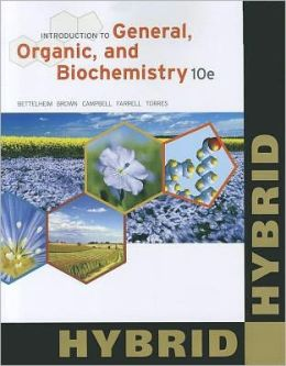 Introduction to General, Organic and Biochemistry, Hybrid (with OWL YouBook 24-Months Printed Access Card)