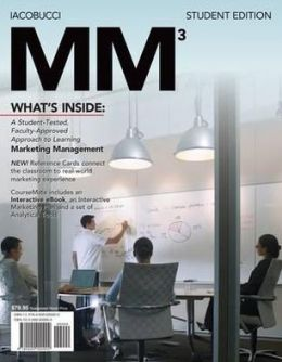 MM (with Marketing CourseMate with eBook Printed Access Card)