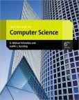 Book Cover Image. Title: Invitation to Computer Science, Author: G.Michael Schneider