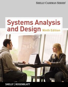 Systems Analysis and Design (Book Only)