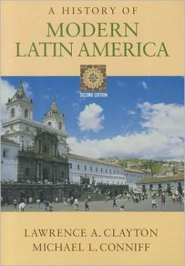 A History of Modern Latin America