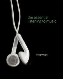 The Essential Listening to Music (Book Only)
