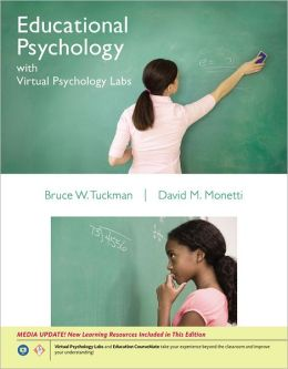 Educational Psychology with Virtual Psychology Labs (with CourseMate Printed Access Card)