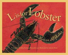 L Is for Lobster: A Maine Alphabet